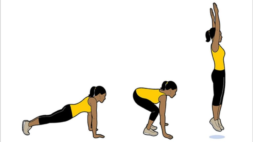 Image result for burpee